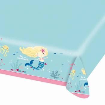 Nappe en papier Be a mermaid