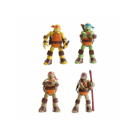 Personnage tortues ninja en plastique - Tortu ninja nom ...
