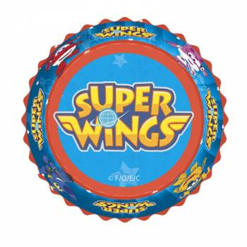 Lot 50 caissettes Super Wings