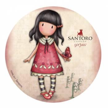 Photo comestible Santoro 16 cm