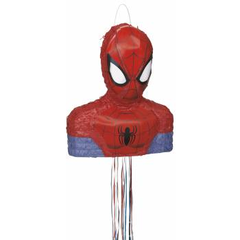 Pinata pull Spiderman