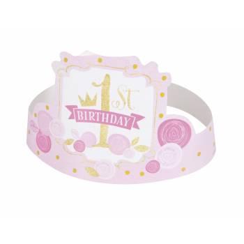 8 Chapeaux 1 an Princesse