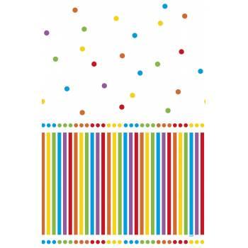 Nappe plastique Rainbow II