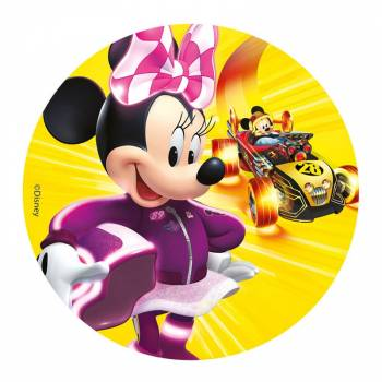 Disque azyme Mickey and the roadster racers