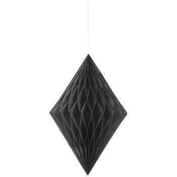 décors à suspendre diamant noire