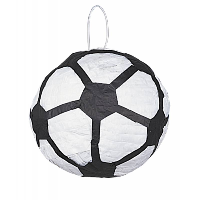pinata ballon de football. Black Bedroom Furniture Sets. Home Design Ideas