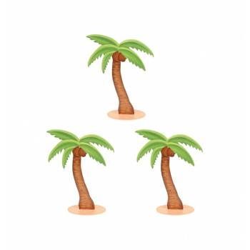 6 Marque places palmiers