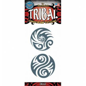 Tattoos tribal cercle