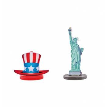 4 Porte noms USA