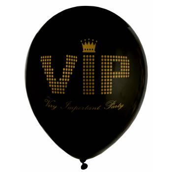 8 Ballons VIP