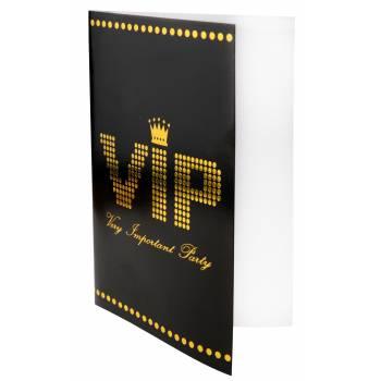 10 Cartes menu VIP