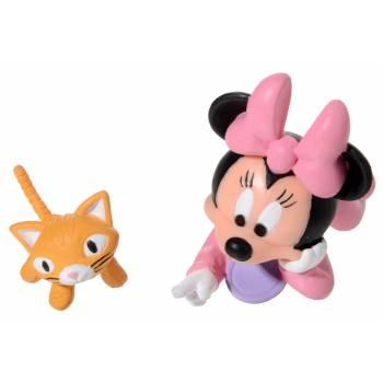 Kit décors plastique Minnie Baby