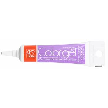 Colorgel alimentaire violette 20g