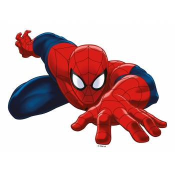 Personnage Spiderman comestible