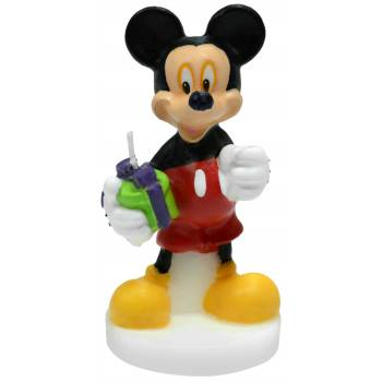 Bougie 3D Mickey Mouse