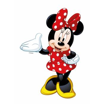 Personnage Minnie Mouse comestible