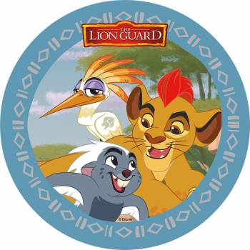 Disque azyme Lion Guard