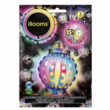 1 Ballon lanterne lumineux