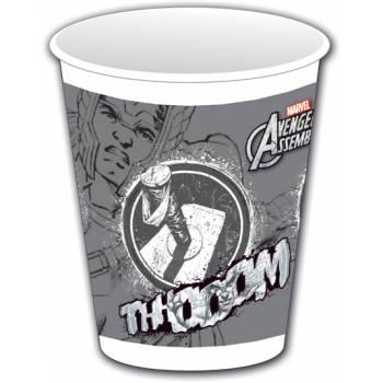 8 Gobelets Avengers Thor