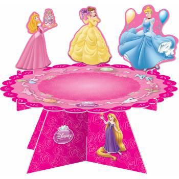 Présentoir gâteaux princesse