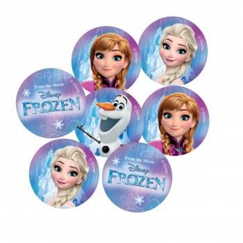 Confettis de table Reine des neiges