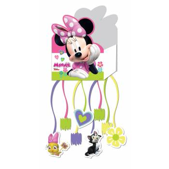 Pinata Minnie happy