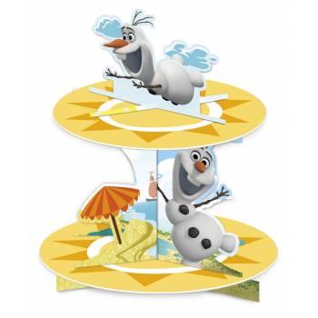 Stand Cupcakes Olaf à la Mer