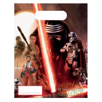 6 Sachets Star Wars VII