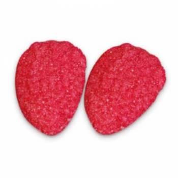1 Kg Bonbons guimauve fraise plate