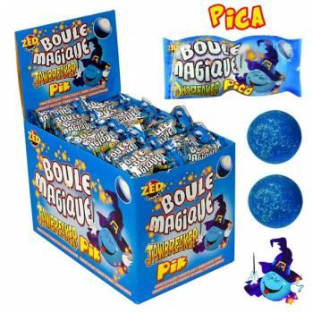 10 Boules magiques Jawbreaker acidulé