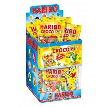 Mini sachet Haribo Croco pik