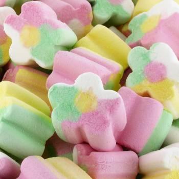 Marshmallow Finitronc fleurs