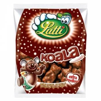 Guimauve Koala Lutti chocolat 100gr