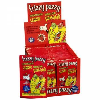 25 Sachets de Frizzy Pazzy fraise