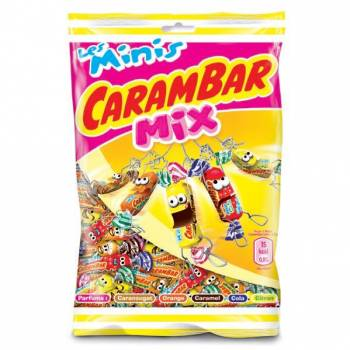 Sachet de Mini Mix Carambar assortis 110 gr