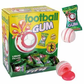 Lot 20 Chewing Gum Ballon de Football