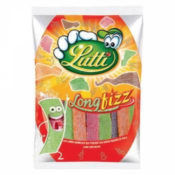 Bonbons Lutti Long Fizz