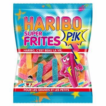 Bonbons Super frites Haribo 120gr