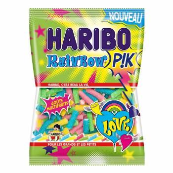 Bonbons Haribo Rainbow Pik 120gr