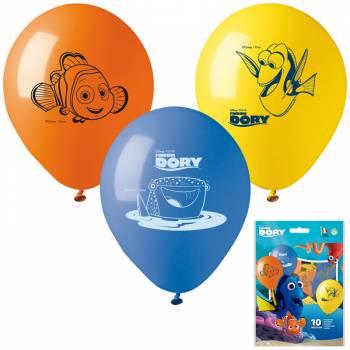 10 Ballons Nemo
