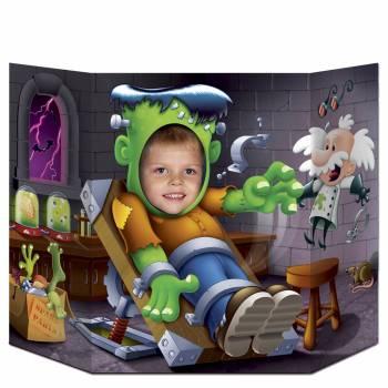 Point photo Frankenstein