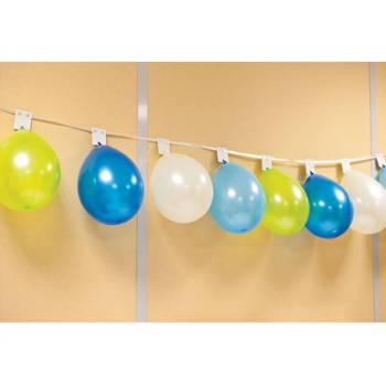 Guirlande support 24 ballons
