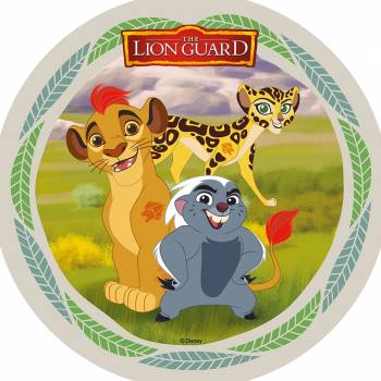 Photo comestible Le Roi Lion