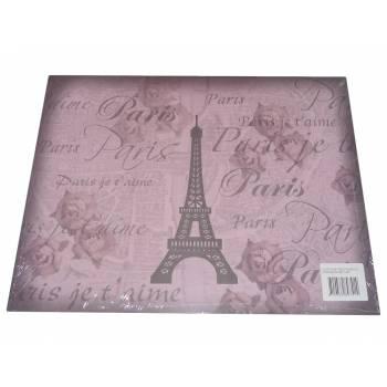 12 Set de table Paris