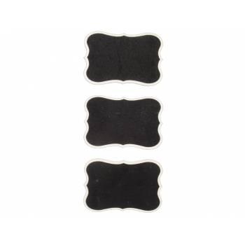3 mini ardoises vintage