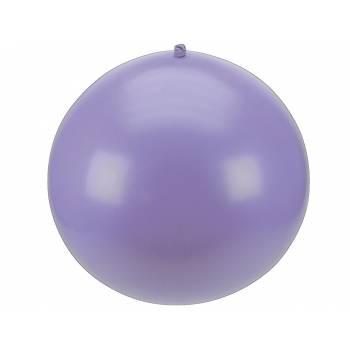 Ballon géant 90cm Mauve