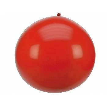 Ballon géant 90 cm rouge