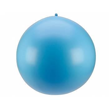 Ballon géant 90 cm ciel