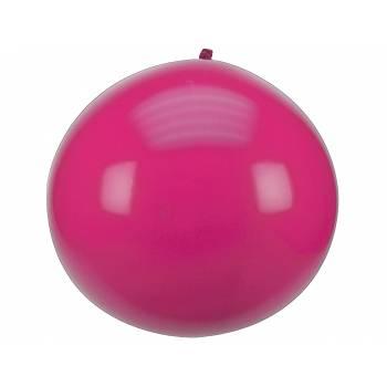 Ballon géant 90 cm fushia