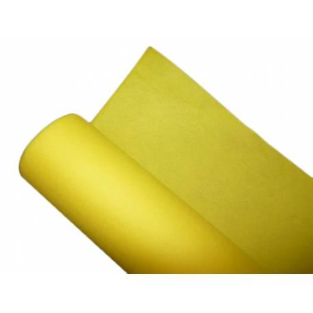 taille 40 d1be8 de4db Nappe jetable non tissée jaune